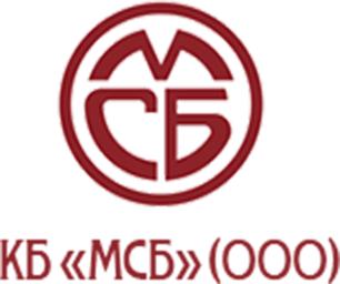 ООО КБ «МСБ»